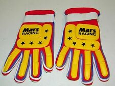MARS Racing MEDIUM Gloves BMX Bike Bicycle Motocross,Vintage,Old Unused