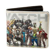 Jinx Overwatch Lineup Bi-fold Wallet