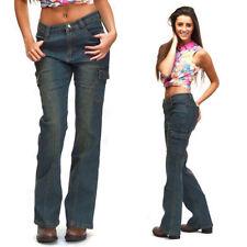 Unbranded Denim 30L Trousers for Women