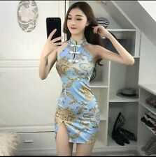 Bodycon Dress, Chinese Cheongsam Dress, Sexy Club Dress, Chinese Qipao, Chipao