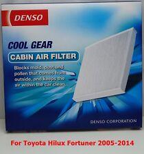 TOYOTA HILUX VIGO FORTUNER SR5 MK 6 2005-2014 DENSO CABIN AIR FILTER COOL GEAR