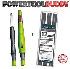Pica BIG DRY Automatic Marker/Pencil 6060 + 6030 REFILL Black Graphite PK12 *3*