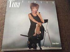 Tina turner - private dancer - great condition uk vinyl album