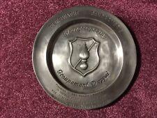 Rijkswacht Gendarmerie Plaque Special Agent FBI Groupement D'appui Police 1990s