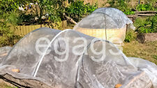 Garden Insect Net Mesh 2M x ANY LENGTH Protects Veggie Plants Stop Fruit Fly