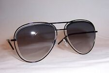 NEW MARC JACOBS SUNGLASSES MARC 7/S MGF-VK BLACK/GRAY AUTHENTIC