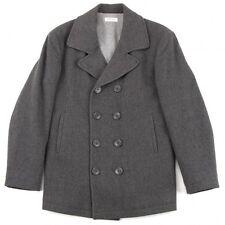 (SALE) DRIES VAN NOTEN Padding quilt wool coat Size M(K-7117)