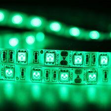 SUPERNIGHT 5M 16.4Ft 5050 Waterproof 300leds Green LED Strip light Flexible 12V