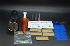 5 Ml Loca Glue, plástico cuchillas de afeitar, 21 Combo Torh Uv Led, Para Teléfono Móvil Pantalla