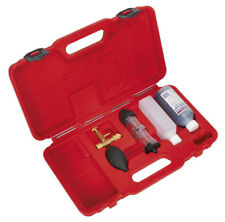 HEAD GASKET & COMBUSTION LEAK DETECTOR   BLOCK TESTER FROM SEALEY TOOLS