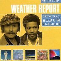Weather Report - Original Album Classics NEW 5xCD