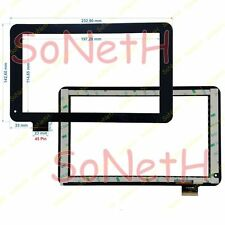 "Vetro Touch screen Digitizer 9,0"" Audiola TAB-0492 3G Tablet PC Nero"
