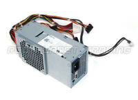 New Dell 250w Power Supply 6MVJH fits YX301 YX303 XW602 XW604 XW605 XW783 XW784
