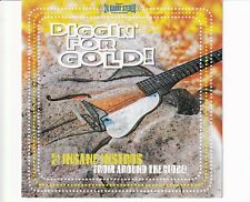 CD DIGGIN FOR GOLD	21 insane instros from around the globe	SURF EX+ (B4897)