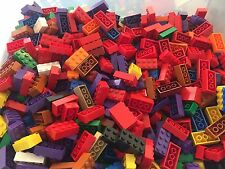 Clean 100% Genuine LEGO 2x4 Brick by the Pound Pounds Bricks Bulk