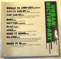 WEA Urban Dictionary 20-track R&B / Rap Promo Sampler CD NEW SEALED/FREE US SHIP