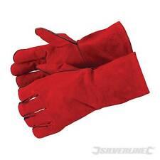 woodburner logburner multifuel stove heat resistant long gauntlet gloves(282389)