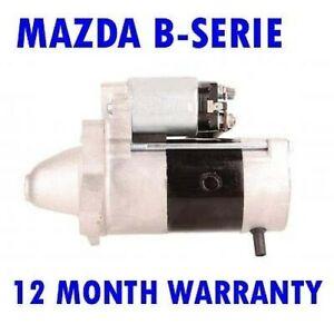 FITS Mazda B-Serie 2.5 4WD 1996 1997 1998 1999 2000 2001 - 2015 starter motor