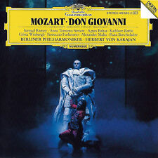 CD Mozart Berliner Philharmonike Herbert Von Karajan Don Giovanni (Querschnitt)
