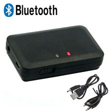 Wireless Bluetooth V3 A2DP Stereo Audio Music Receiver Adapter 3.5mm Aux Jack