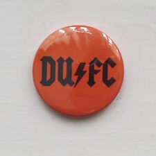 DUFC ACDC Style 2.5cm Badge Dundee United Football Club