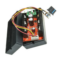 2000W 40A 12/24/48 V MAX 10-50 V DC Motor Drehzahlregelung PWM RC Controller Kit