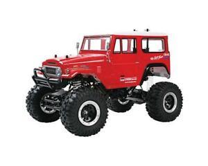 Tamiya Toyota Land Cruiser 40 1/10 4WD Crawler Kit (CR-01 Chassis) [TAM58405]