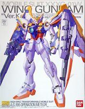 BANDAI MG XXXG-01W Wing Gundam EW Ver.Ka Endless Waltz 1/100 Scale kit