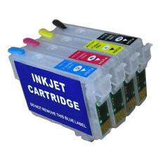 4 refillableT 1291 T1292 T1293 T1294 Non Oem Epson Cartuchos De Tinta Para Workforce