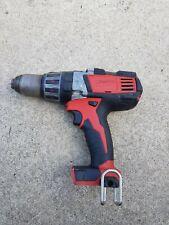 Milwaukee Hammer Drill 18v