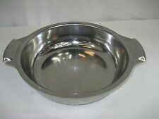 Stainless Steel Bowl Pan With Handles