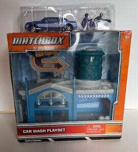 Matchbox Car Wash Playset NIB