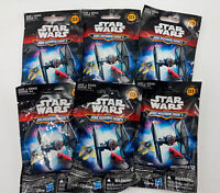 Disney's 2017 Star Wars Micro Machines Series 3  Surprise Pack Blind Bag X 6 Lot