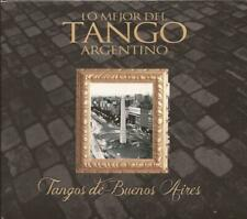 Various Artists - Tangos Of Argentina (CD) NEW/SEALED
