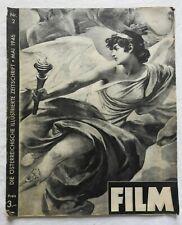 Film - Zeitschrift Nr. 2 Mai 1946 - Hollywood W. Forst Wiener Stummfilm (512)