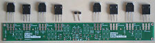 Mosfet pure class A amplifier thick PCB  turbo V2 partial kit !!