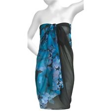 NWT $62 MIRACLESUIT BUDDING BEAUTY Scarf Pareo Wrap Cover-up, ONE SIZE FITS MOST