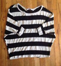 Women's Womens Junior's Sz XS Candies  Sweater Shirt Top