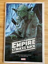 Star Wars The Empire Strikes Back 40th Anniversary Covers