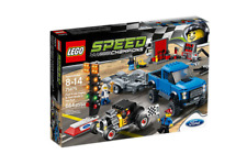 Lego 75875 Speed Champions Ford F-150 Raptor & Ford Model A Hot Rod BRAND NEW