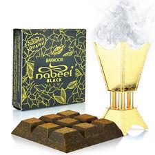 NEW: Bakhour Black by Nabeel 40g / Arabian Incense Bakhoor Fragrance Etisalbi