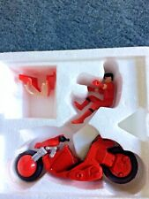 Vintage Rare Akira Bike 1/35 Kaneda's bike figure Bandai 1988 new in box decals