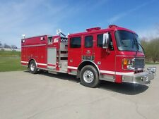 1999 American Lafrance Eagle Rescue Pumper Engine.49k Miles. Ready For Service