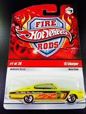 Hot Wheels Fire Rods 1967 Charger