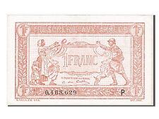 [#254196] 1 Franc, type Trésorerie aux Armées