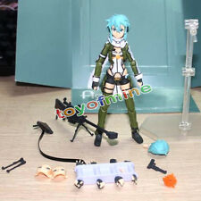 "S.A.O. Sword Art Online II Sinon 14cm/6"" PVC Figure 241 Anim Collectione No Box"