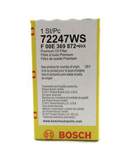 Bosch Original Oil Filter 72247WS Fits Cadillac CTS SRX Camaro Firebird