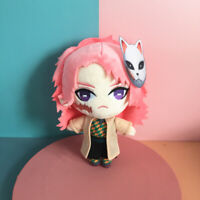 Demon Slayer Kimetsu no Yaiba Sabito Plush Doll Stuffed Soft Toys Anime Cosplay