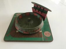1940/50'S vintage BASEBALL roulette/spinner game    P.M.Game Co. 5th Avenue NY