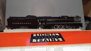 Lionel 6-18003  DL&W Delaware, Lackawanna & Western Steam Locomotive 4-8-4 Mint